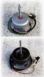 『 風扇專賣 』分離式冷氣室外機馬達-散熱馬達★全新品喔★(白色現貨)(黑色已售完)
