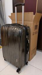"America Tiger 24吋 立體拉絲紋行李箱 24"" 旅行 出國 行李箱"