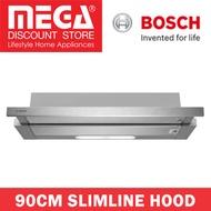 BOSCH DHI923GSG 90CM STAINLESS STEEL SLIMLINE HOOD / LOCAL WARRANTY