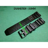 CITIZEN PROMASTER WATCHES STRAP 22MM SILICON STRAP CITIZEN WATCHES ROPE