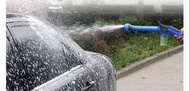 Four Pigs - EZ Jet Water Cannon 八合一多功能潔水槍高壓水槍洗車工具/澆花(平行進口)