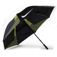 18洞-Nike Golf 專業高爾夫遮陽傘68吋-螢光綠GGA306-007