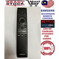 Samsung remote original bluetooth QLED / SMART TV model 2019/2020