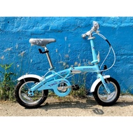 「免運」OYAMA工廠直營店 JR200 市面上最MINI的兒童折疊車