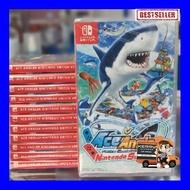 โปรแรง สด Nintendo : Ace Angler Nintendo Switch Version (English Subs) ชอบแบบนี้ ถูกใจ