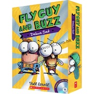 Fly Guy & Buzz Deluxe Set (15 Books with CD) (-FGB15-)