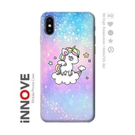 เคสมือถือ Apple iPhone X ลายการ์ตูนน่ารักยูนิคอร์น Cute Unicorn Cartoon Case For Apple iPhone X