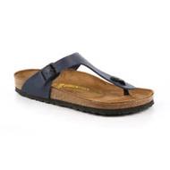 勃肯BIRKENSTOCK 143621。GIZEH吉薩 夾腳拖鞋(深藍)