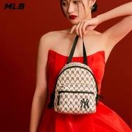 【MLB】老花系列紐約洋基隊後背包 兩用包(32BG09941-50I)
