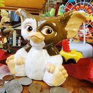 最新 正版 Gremlins gizmo  小精靈 小魔怪 格林  陶瓷存錢筒