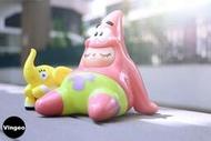 【HK】【Vingeo】售罄展示 UNBOX 海綿寶寶ELFIE & 派大星GREENIE
