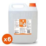 【生發】清菌酒精75% 乙類成藥(4公升/桶 x6桶)