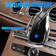 Car Mobile Phone Holder for Mercedes Benz E Class W213 2017~2020 E-class E200 E300 E260 E180 AMG Charging Bracket Accessories