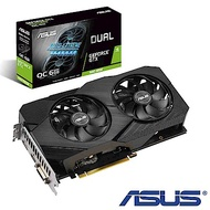 ASUS華碩 Dual GeForce® GTX 1660 SUPER™ O6G EVO 顯示卡