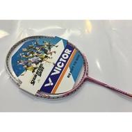 五羽倫比 VICTOR 羽球拍 勝利 羽拍 JS-09L 極速JETSPEED S 09L極速JS-09L 粉紅女性拍