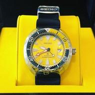 Seiko Prospex Zimbe Limited Edition Zimbe 10 SRPD19K SRPD19 Yellow Limited เฉพาะประเทศไทย 999 เรือน