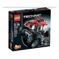 《LEGO樂高積木》←TECHNIC系列 /42005 怪獸卡車