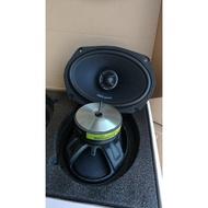 Adams Digital Year 2019 New Model【JCX-669】Hi-Fi Speaker 6x9''inc