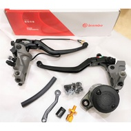 BREMBO CNC Master Pump with Clutch Bracket Big Small Cup