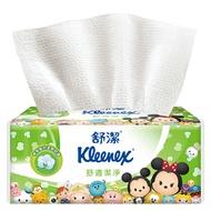 舒潔迪士尼舒適潔淨抽取衛生紙Tsum Tsum限定版(100抽x72包/箱) 神腦生活