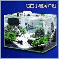 台北►►多彩水族◄◄台灣RISS日印《小彎角 超白 玻璃 魚缸 1尺 / 1.2尺 / 1.5尺 / 2尺》ㄇ缸 開放缸
