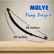 POWERSAW Leaf Spring or Molye for Tricycle Side Wheel