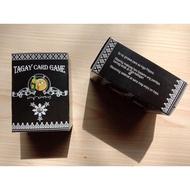 Tagay Card Game Bisaya