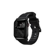 美國NOMAD Apple Watch專用高性能橡膠錶帶38/40mm黑856500018751