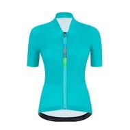 Santini UCI彩虹喚醒女性短袖車衣《新店美利達旗艦店》