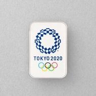 迷俱樂部|2020東京奧運 會徽LOGO 徽章 [TOKYO 2020] 奧運帕運 日本官方商店 周邊商品 紀念品