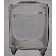 二手 出清 Samsonite 灰色 20吋 輕量 4輪 行李箱