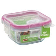 [Shop Malaysia] PYREX® Snapware® 1109305 Total Solution 1 Cup@236ml Small Square With Four Tab Locking Lid