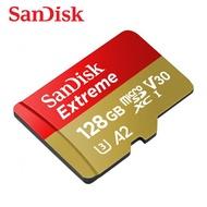 SanDisk Extreme A2 128GB 高速記憶卡 V30 U3 microSDXC 速度高達160MB