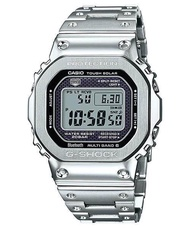 CASIO G-SHOCK GMW-B5000D-1 full-metal hard stainless steel