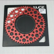 CHAINRING LUCE 54T CNC RED