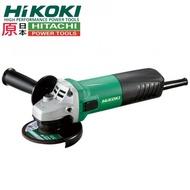 【HITACHI 日立】公司貨 日立 HITACHI G10SR4原G10SR3  730W強力型 4英吋 手持 平面 砂輪機