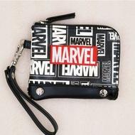 MK風雅日和💖漫威票卡夾零錢包(現貨) MARVEL 卡套 零錢袋識別證 拉鍊錢包 證件夾 (日本正貨)