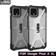 【原廠公司貨】【UAG】Google Pixel 4 XL 耐衝擊保護殼-透明、透黑