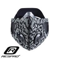 【2色任選】英國 RESPRO SPORTSTA 運動款高透氣防護口罩