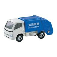 TOMICA 多美小汽車 45 豐田Toyota 清掃垃圾車 【鯊玩具Toy Shark】