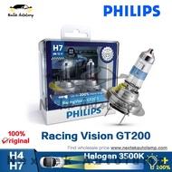 Philips Racing Vision GT200 H4 H7 3500K Car Headlight Bulb Light Halogen +200% Yellow