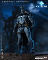 下標詢問 麥法蘭 DC Multiverse 7吋 Todd Batman 蝙蝠俠 WM限定品 可動公仔 現貨代理