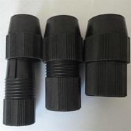 ┌新貨促銷┐伸縮桿配件接頭不銹鋼管塑料連接件固定鎖扣抄網桿配件伸縮定位器