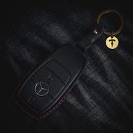 【客製版】賓士 Benz A180 C300 W205 W213 Gcar GLC汽車鑰匙皮套