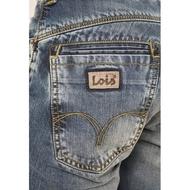 Celana Pendek jeans pria Lois Original terbaru / Celana Lois Asli Dari Gudang Lois