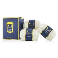 Floris 佛羅瑞斯 千金子藤香皂 Stephanotis Luxury Soap  3x100g/3.5oz