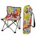 日本鹿牌Captain Stag 迪士尼聯名款 米奇折疊野餐椅 露營椅 Disney