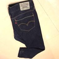 LEVIS 522男款牛仔褲 尺寸W36 L32