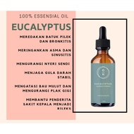 Eucalyptus Eucalyptus Essential Oil 100% Natural Eucalyptus Essential Oil