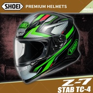 [安信騎士] 日本 SHOEI Z-7 彩繪 Z7 STAB TC-4 全罩 安全帽 小帽體 Z7